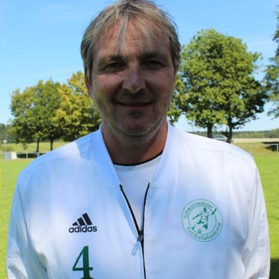 Patrick Fossé neu im Trainerteam