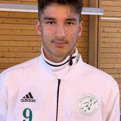 Noah Haller wechselt zum 1.FC Heidenheim