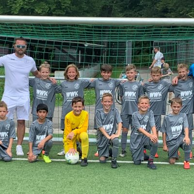 Fussballschule e.V. bestreitet erfolgreiche Ausbildungs- und Entwicklungsspiele mit den Jahrgängen 2010 und 2011